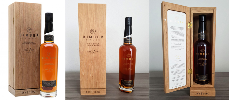 Bimber The 1st Release