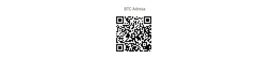 Binance - BTC adresa