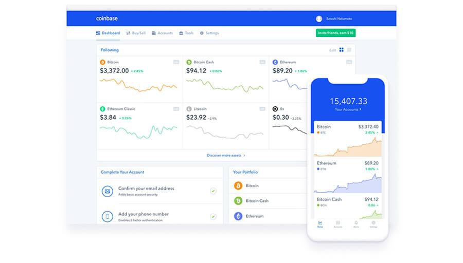 Coinbase recenze