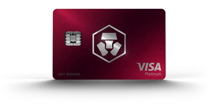 Crypto.com Visa karta