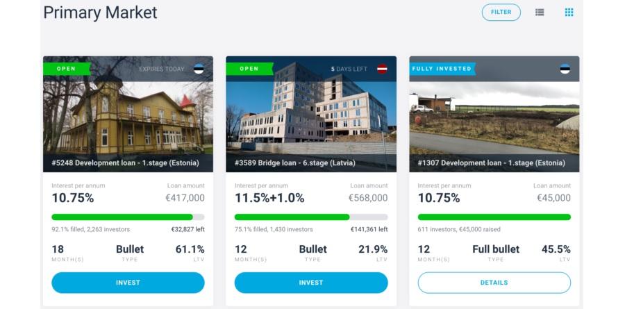 EstateGuru - investiční příležitosti