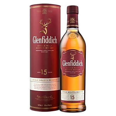 Glenfiddich 15y