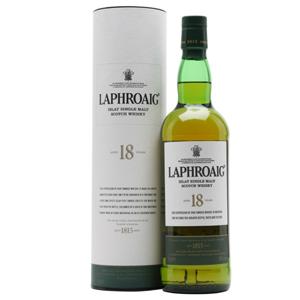 Laphroaig 18yo 0,7 l
