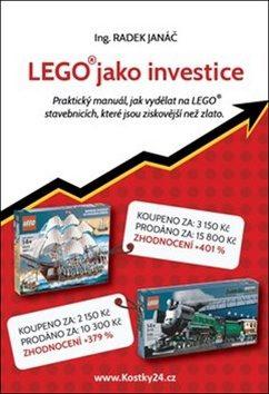 LEGO jako investice kniha
