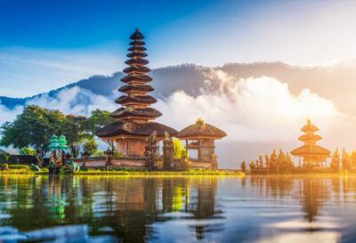 Levné letenky na Bali