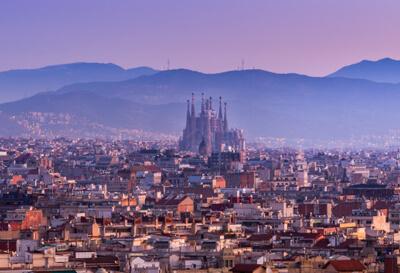 Levné letenky do Barcelony