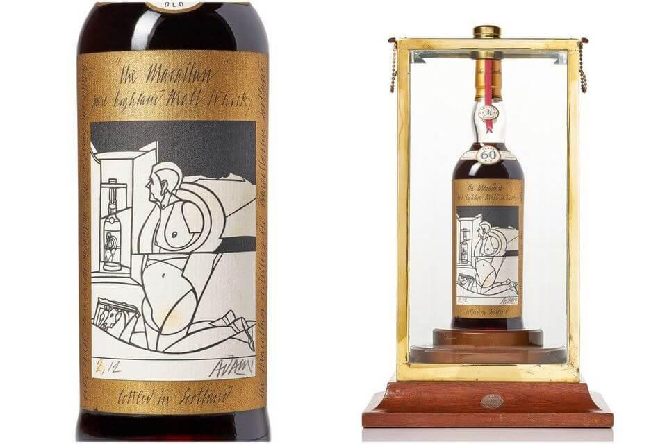 The Macallan Valerio Adami 1926 - nejdražší whisky