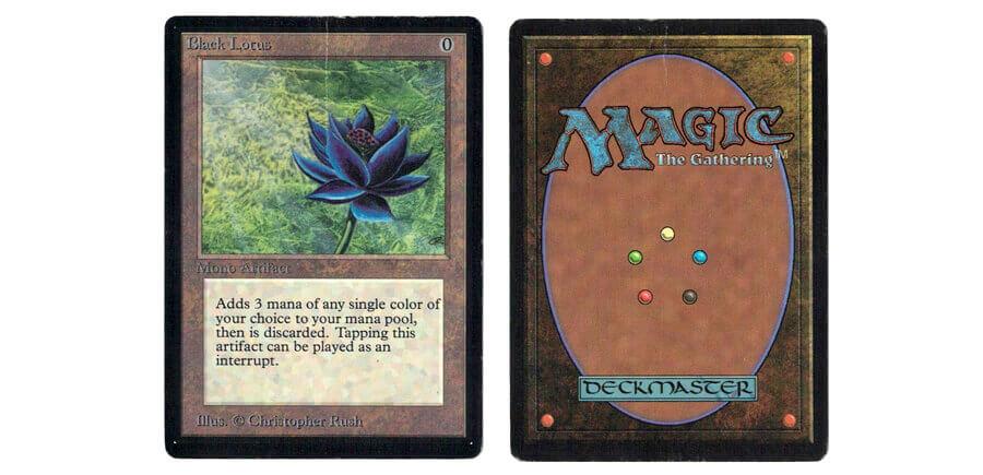 Magic: The Gathering Black Lotus