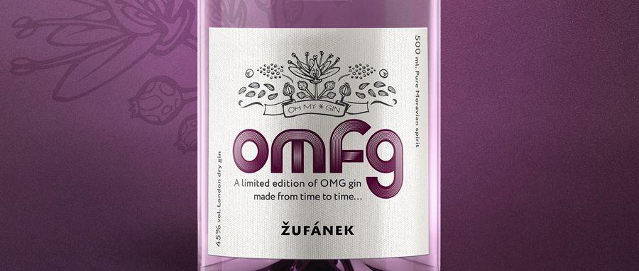 OMFG gin Žufánek