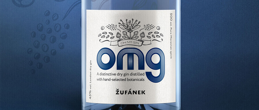 OMG gin Žufánek