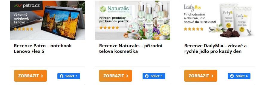 PlnáPeněženka - recenze produktů
