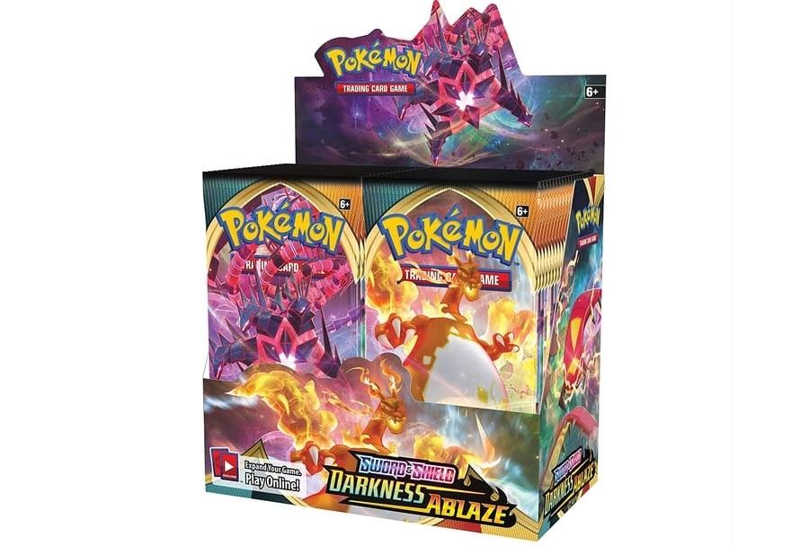 Pokémon Darkness Ablaze