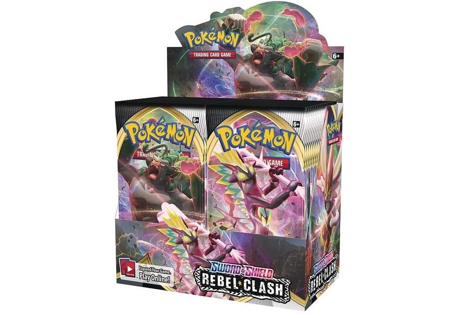 Pokémon rebel clash