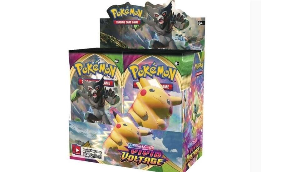 Pokémon Vivid Voltage