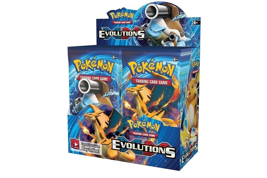 Pokémon XY Evolutions