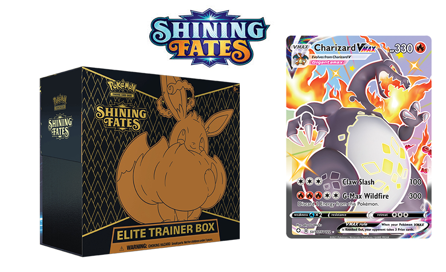 Pokémon Shining Fates