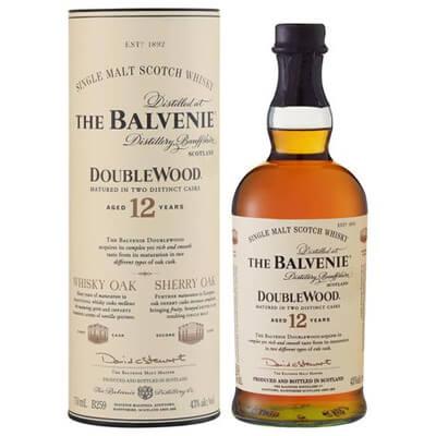 The Balvenie 12 yo Double Wood