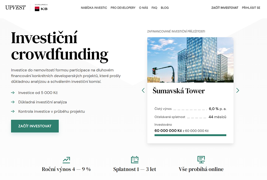 Upvest.cz recenze