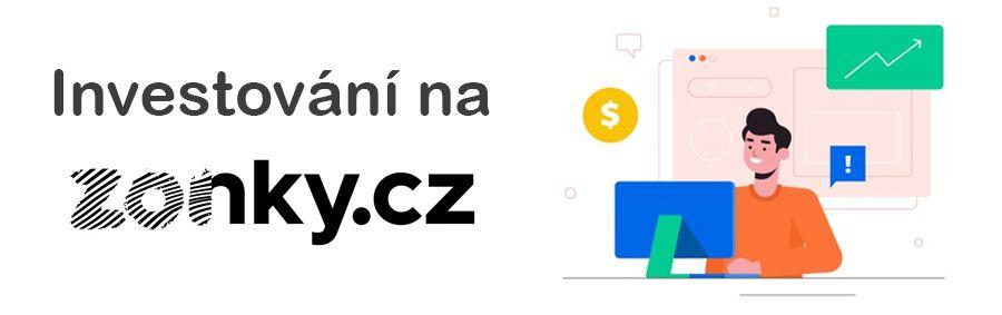 Zonky investice